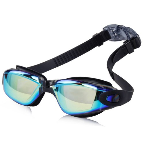 Waterproof Swim Glasses Eyewear Professional Electroplate  Brand adult Men Women Anti Fog UV Protection Swimming Goggles