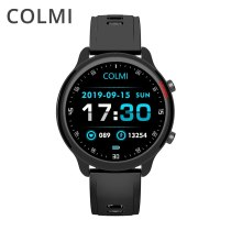 SKY 4 Smart watch Fitness tracker 1.5 inch Screen IP67 waterproof Heart Rate Monitor Bluetooth Clock Men Smartwatch