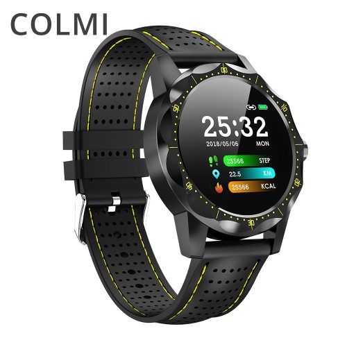 SKY 1 Smart Watch Men IP68 Waterproof Activity Tracker Fitness Tracker Smartwatch Clock BRIM for android iphone IOS phone