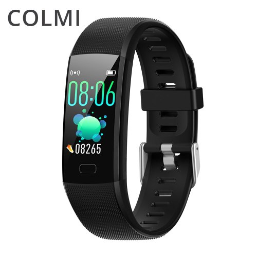 Fitness Tracker HR Activity Tracker Heart Rate Monitor IP67 Waterproof Smart Band Step Counter Sleep Monitor for Kids Men
