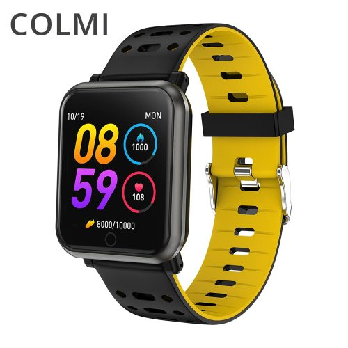 CP11 Smart watch IP68 waterproof Battery life 7 days Step tracker Fitness activity tracker Cheap smartwatch