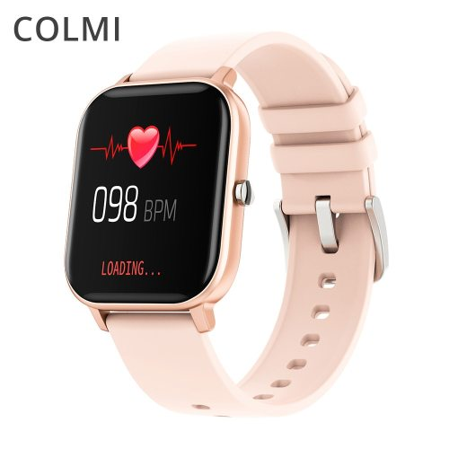 P8 Smart Watch IPX7 Waterproof Heart Rate Monitor Multiple Sports Fitness Tracker Men and Women Fitness Tracker PK B57