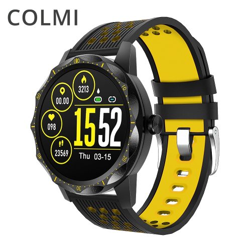 SKY 1 Pro Fitness tracker IP67 waterproof Smart watch Heart Rate Monitor Bluetooth Sport Men Smartwatch For iPhone Android