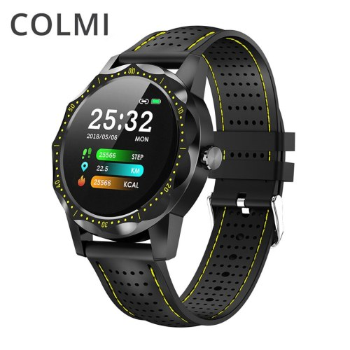 SKY 1 Smart Watch IP68 Waterproof Activity Fitness Tracker Smartwatch Men Clock for xiaomi android phone apple iphone IOS