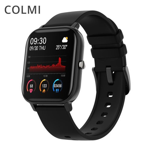 P8 1.4 inch Smart Watch Men Full Touch Fitness Tracker Blood Pressure Smart Clock Women GTS Smartwatch for Xiaomi