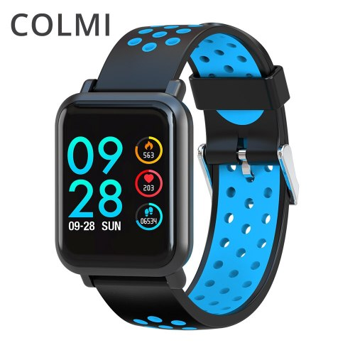 Smart Watch Men Tempered glass Fitness Tracker Blood pressure IP68 Waterproof Activity Tracker Women Smartwatch
