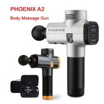 Portable Therapy Muscle Massage Gun High Frequency Vibration Massage Theragun Body Relaxation Pain Relief