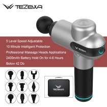 Muscle Massage Gun Deep Tissue Percussion Vibrator Handheld Electric Massager for Muscle Relaxtion and Exercise Relief