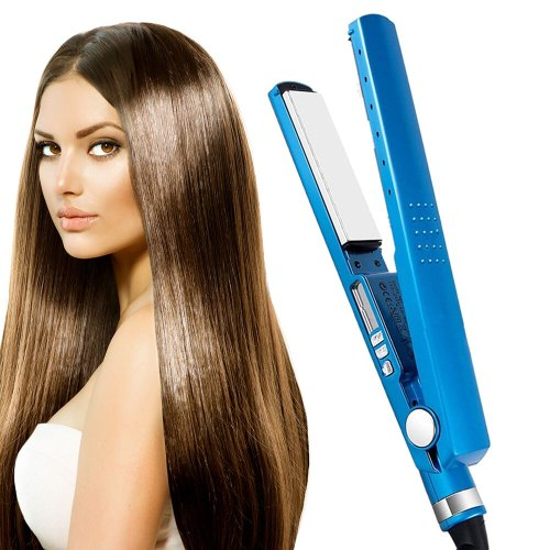 Ceramic Hair Straightener PRO 450F 11/4 plate Titanium Hair Straightener Straightening Irons Flat Iron Hair Curler Styling Tools