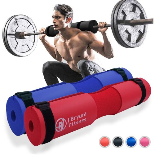 Barbell Pad Gym Anti-slip Squat Pad Weight Lifting Crossfit Bodybuilding Pull Up Bar Workout Hip Thrusts Neck Shoulder Support