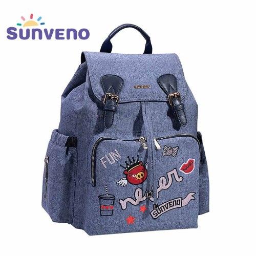 Fashion Mummy Maternity Nappy Bag Brand Baby Bag Backpack Diaper Bag Nursing Bag for Baby Care