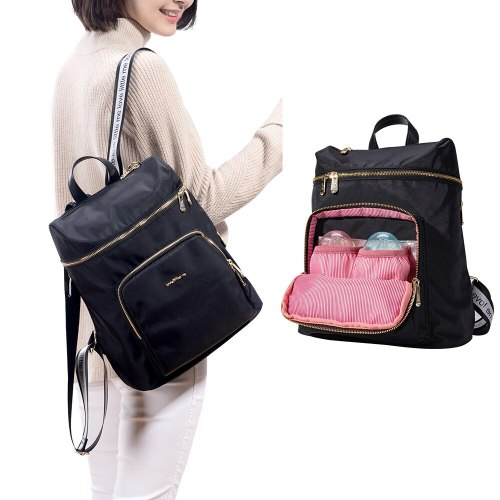 Brand Fashion Diaper Bag Nursing Bag Mummy Maternity Nappy Large Capacity Baby Bag Travel Backpack Designer for Baby Care