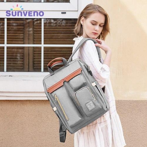 Diaper Bag Backpack Large Capacity Baby Bag For Stroller Backpack For Moms Mummy Travel Nappy Bag Waterproof