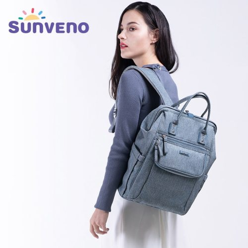 2019 New Diaper Bag Backpack Large Capacity Waterproof Nappy Bag Kits Mummy Maternity Travel Backpack Nursing Handbag