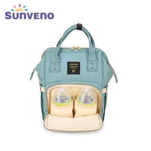 Fashion Diaper Bag Multi-function Maternity Nappy Bag Brand Baby Bag M/S SizeTravel Backpack Nursing Bag Baby Care