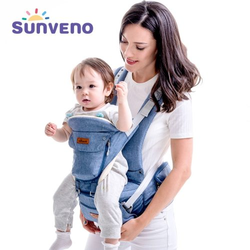 Baby Carrier Front Facing Baby Carrier Comfortable Sling Backpack Pouch Wrap Baby Kangaroo Hipseat For Newborn 0-36 M