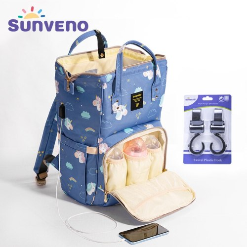 Mummy Maternity Diaper Nappy Bag Organize Large Capacity Baby Bag Backpack Nursing Bag for Mother Kids Baby Care