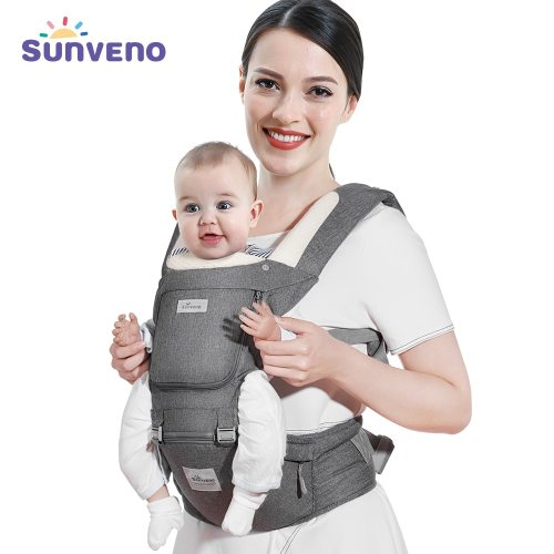 Baby Carrier Ergonomic Infant Hip seat Carrier Kangaroo Sling Front Facing Backpack Carrier Baby Travel Activity Gear