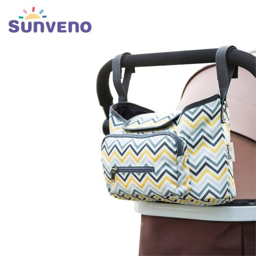 Baby Strollers Bag Organizer Waterproof Diaper Nappy Bag Stroller Accessories Baby Bags For Mom