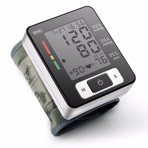 Home Automatic Wrist Blood Pressure Monitor Blood Pressure Voice Digital Oxygen Blood Glucose Blood Pressure Instrument