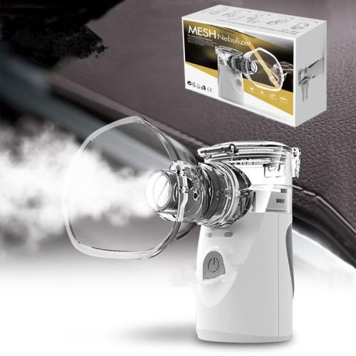 Mini Handheld silent Inhale Nebulizer Ultrasonic inalador nebulizador Children Adult kids portable atomizer inhaler