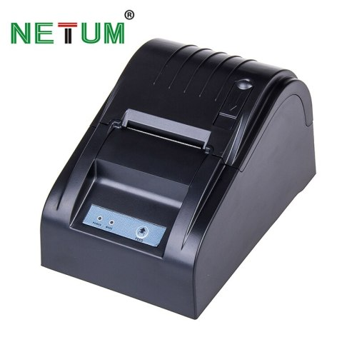 NT-1890T 58mm Thermal Printer USB Thermal Receipt Printer RS232 POS Printer for Restaurant and Supermarke