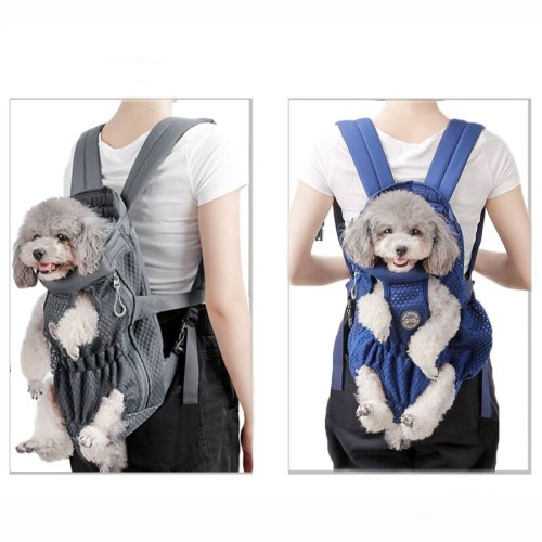 Pet Dog Cat Carrier Backpack Outdoor Travel Lightweight Dog Soft Mesh Breathable Carrying Bag For Puppy Chihuahua Cats