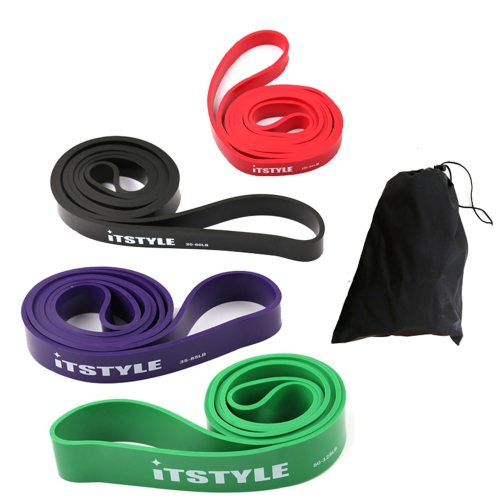 41  Resistance Bands 208cm Fitness Rubber Pull Up Crossfit Power latex Expander Hanging Yoga Loop Band