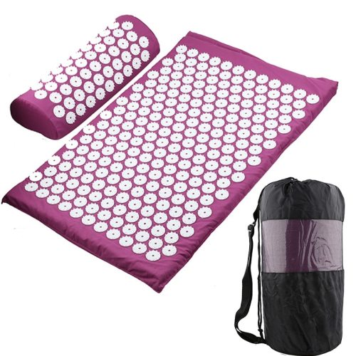 Massager Cushion Massage Yoga Mat Acupressure Relieve Stress Back Body Pain Spike Mat Acupuncture Mat