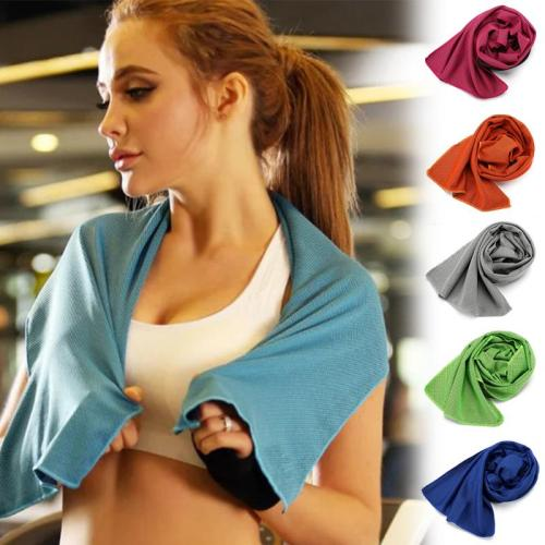 Quick Drying Towel Traveling Outdoor Portable Gym Cold Sensation Fitness Yoga Towels Rapid Cooling Sports Swimming Towels Cloth