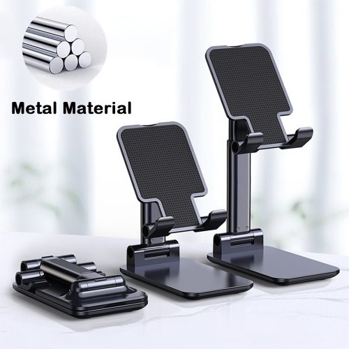 Portable Folding Tablet Holder for iPad Stand Holder Phone Mini Adjustable Soporte Tablet Holder Stand for ipad 10.2/10.5 Pro 11