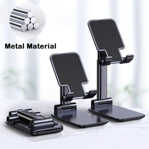 Portable Folding Tablet Holder for iPad Stand Holder Phone Mini Adjustable Soporte Tablet Holder Stand for ipad 10.2/10.5 Pro 11