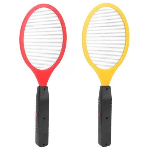 Battery Power Electric Hand Held Bug Zapper Insect Fly Racket Insects Killer Swatter Bug Zappers Mosquitos Killer Pest Control