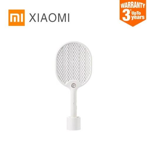 XIAOMI MIJIA JJ Electric mosquito racket USB rechargeable mosquito killer Handheld fly killer Swatter Indoor home garden product