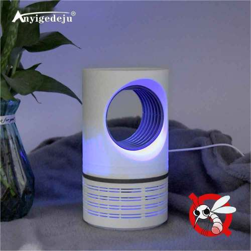 Led Mosquito Killer Lamp UV Night Light USB Insect Killer Bug Zapper Mosquito Trap Lantern Repellent Lamp Night Light