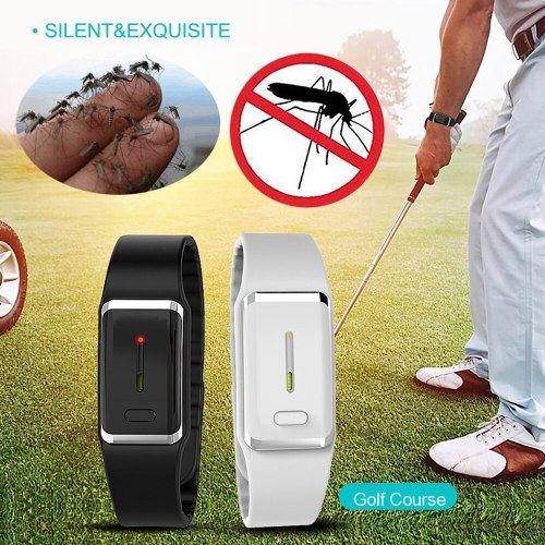 Electronic Anti Mosquito Pest Insect Bugs Mosquito Repellent Wristband Bracelet Electronic Watch Charging Cable User Manual