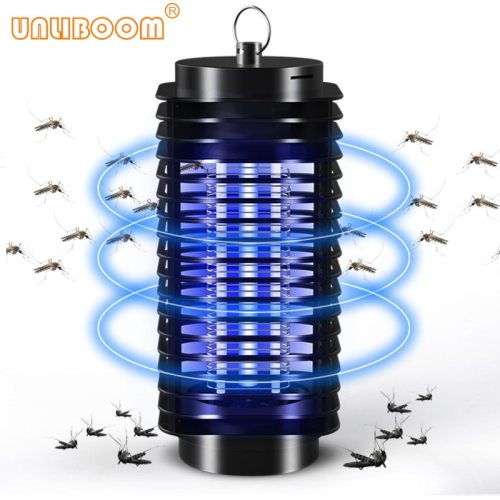 110V/ 220V Portable Electric LED Mosquito Insect Killer Lamp Fly Bug Repellent Anti Mosquito UV Night Light EU US Plug