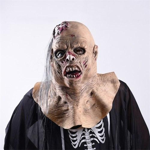 Ktv Bar Club Creepy Halloween Party Supplies mascara terror Bloody Halloween Mask Cosplay Masquerade Halloween Scary Props