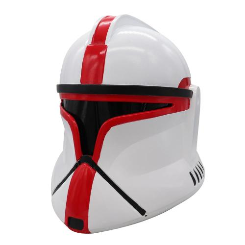 Clone Trooper Mask Helmet Cosplay PVC Mask Stormtrooper Halloween Party Props Adult Kids