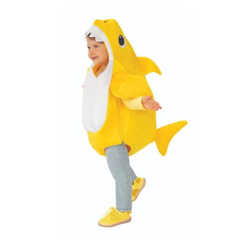 3 Colors Toddler Halloween Costume Cosplay Christmas Shark Costumes Kids Children Birthday Gift School Stage Jumpsuit Clothes