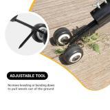 2020 New Weeds Snatcher Lawn Mower Weed Killer Portable Garden Weed Razors Lawn Mower Garden Grass Trimming Machine Brush Cutter