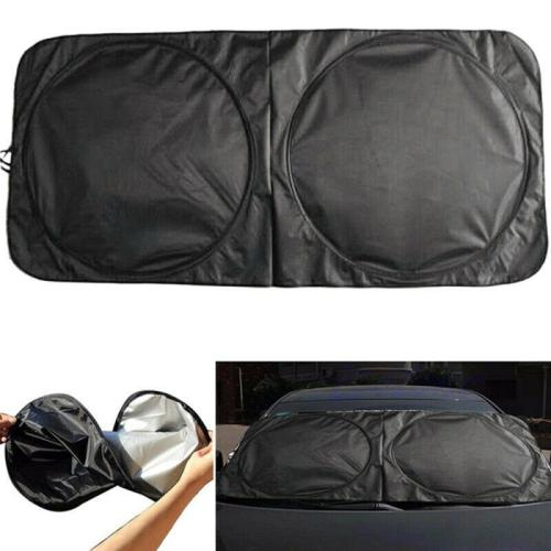 Auto Car Front Rear Window Visor Windshield Block Cover Sun Shade UV Protection Car Sunshade Film Car Sunscreen Car Sun Block