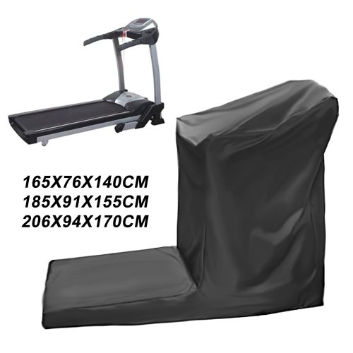 Dust Treadmill Cover Case Waterproof Running Jogging Machine Covers Bag Dustproof Sun UV Protection Covers For Indoor Outdoor