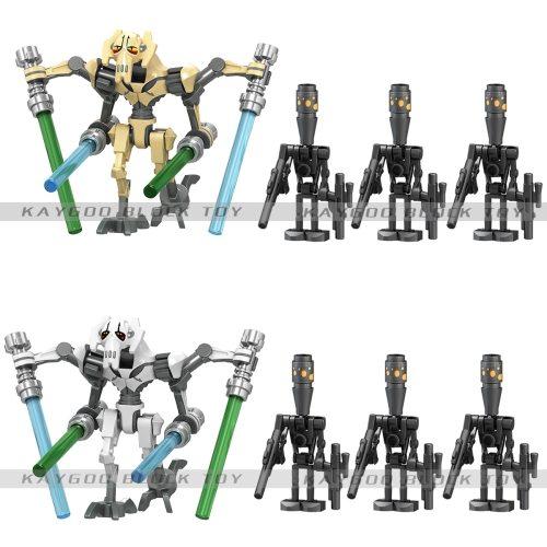 Single Sale Star Space Wars Figures Models Building Blocks Brick Model Set Toys For Children Chrismas Gift