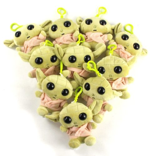 Disney Star Wars Wisdom Old Man Yoda Master Baby Yoda Anime Figures Plush Toy Dolls Pendant Toys for Children Birthday Gifts