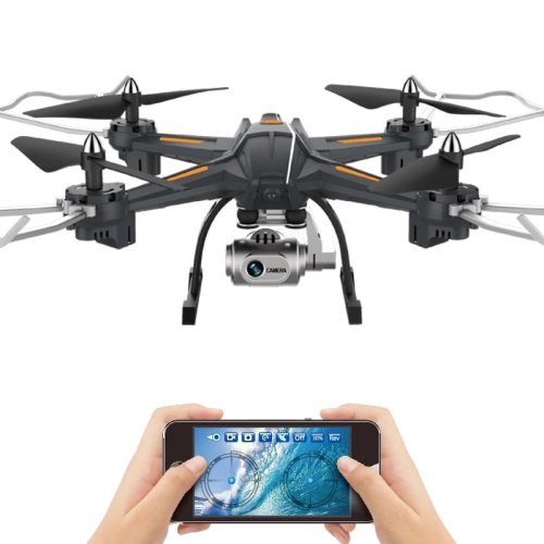 Camera Drone Quadrocopter Wifi FPV HD Real-time 2.4G 4CH RC Helicopter Quadcopter RC Dron Toy Flight time 15 minutes