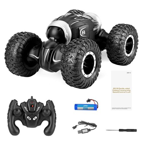 Q70 RC Car Radio Control 2.4GHz 4WD Desert 1:16 Car Off Road Toy High Speed Climbing RC Car Kids Children Toys