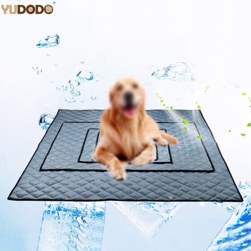 Summer Cooling Dog Bed Mat Multifunction Waterproof Car Seat Cover Pad Pet Sleeping Cushion Dogs House Mats