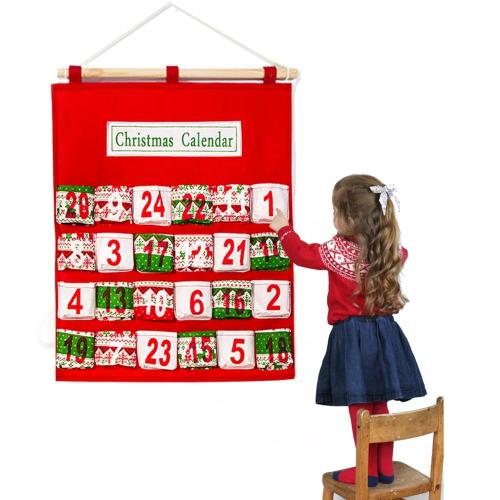 Christmas Calendar Advent Calendar Gift Child Ornament Christmas Decorations For Home Xmas Decoration Noel Christmas Accessories