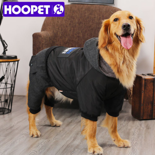 Winter Pet Coat Clothes for Dogs Winter Clothing Warm Dog Clothes for Big Dogs Christmas Big Dog Coat Winter Clothes